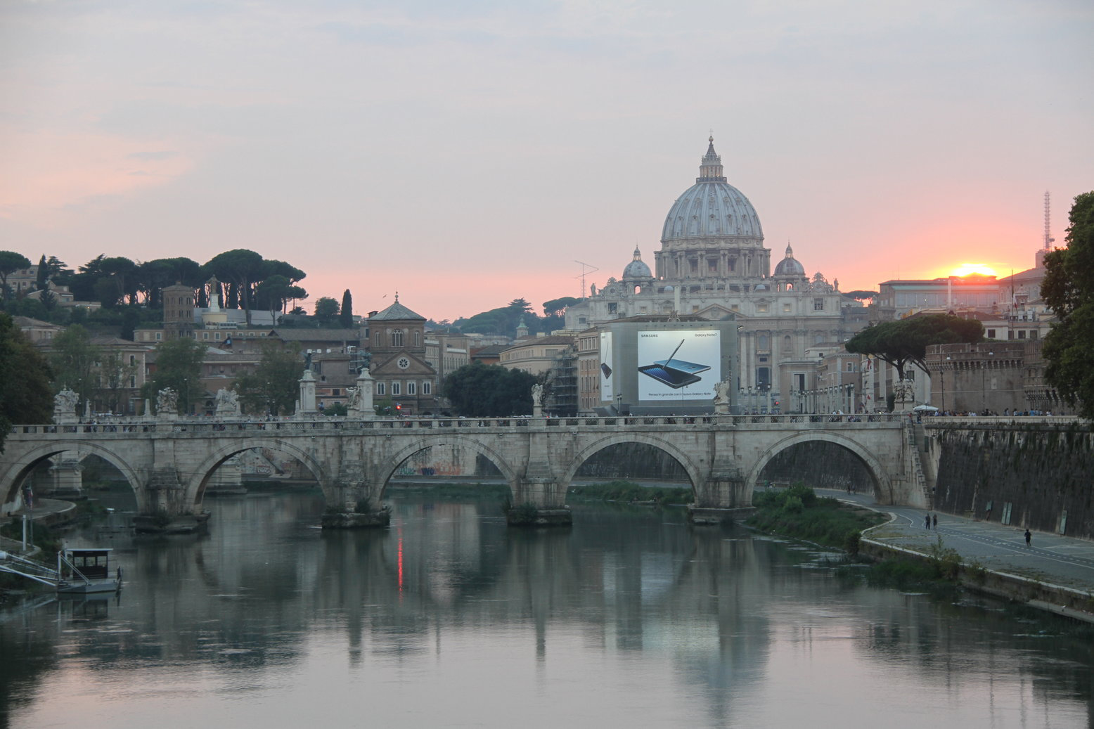 Rome met kinderen foto album