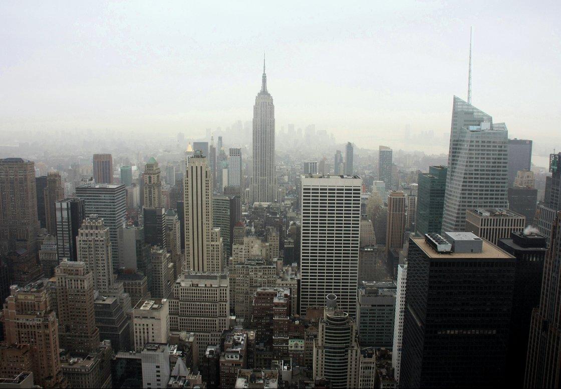 foto album new york met kinderen