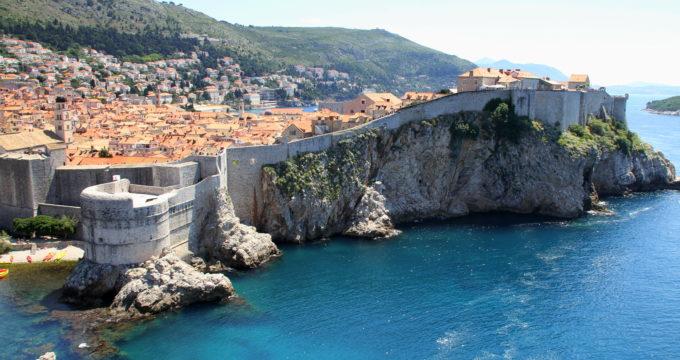 Zuid Kroatië met kinderen reisfoto's
