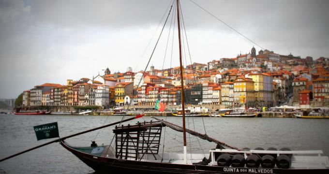 Porto met kinderen reisfoto's