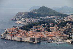 Dubrovnik Kroatië met kinderen