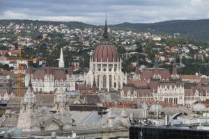 Parlementsgebouw Boedapest Hongarije