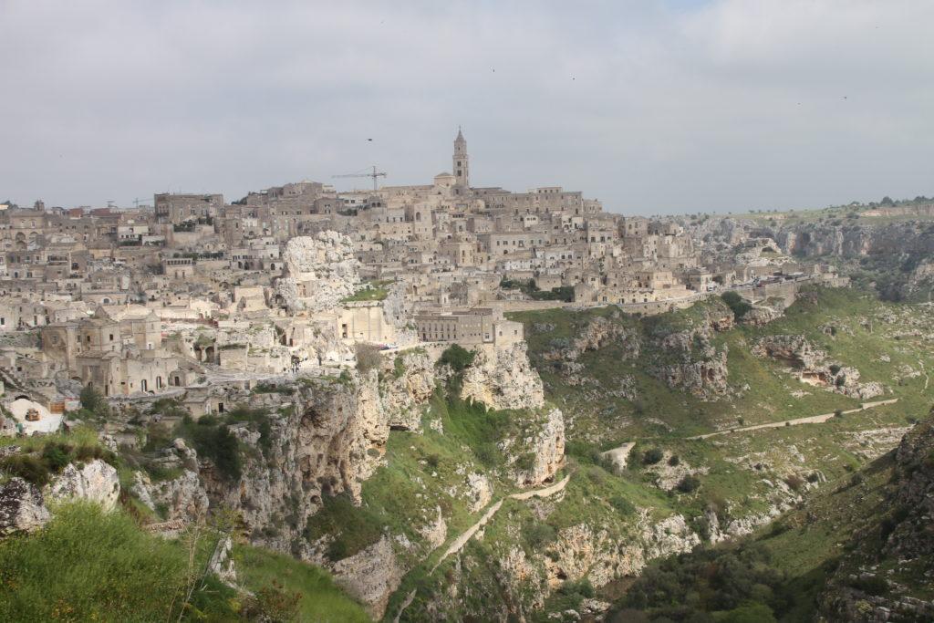 Matera Zuid Italie