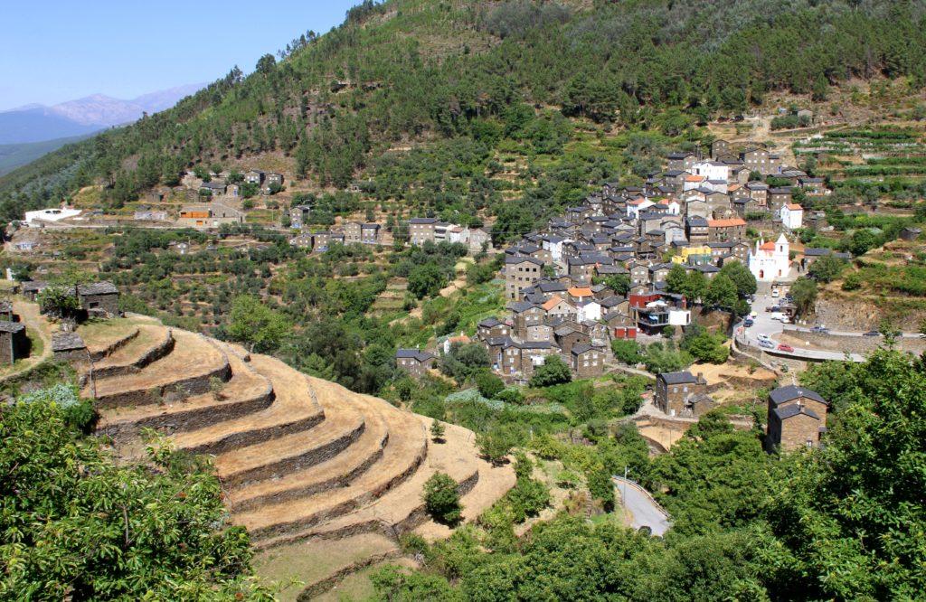 Serra da Estrela Noord Portugal met kinderen