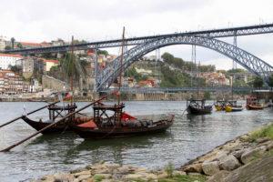 Porto Portugal met kinderen