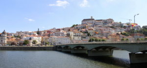 Coimbra Noord Portugal