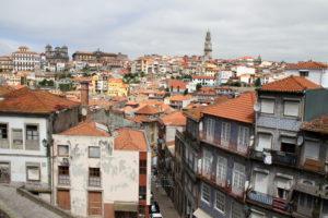 Porto met kinderen