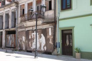 Cetinje Montenegro met kinderen