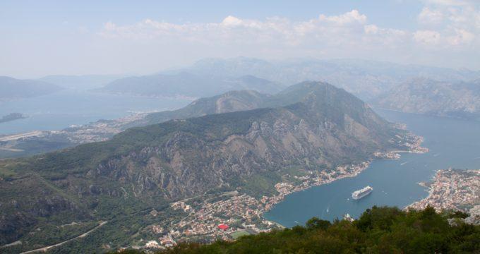 Montenegro met kinderen