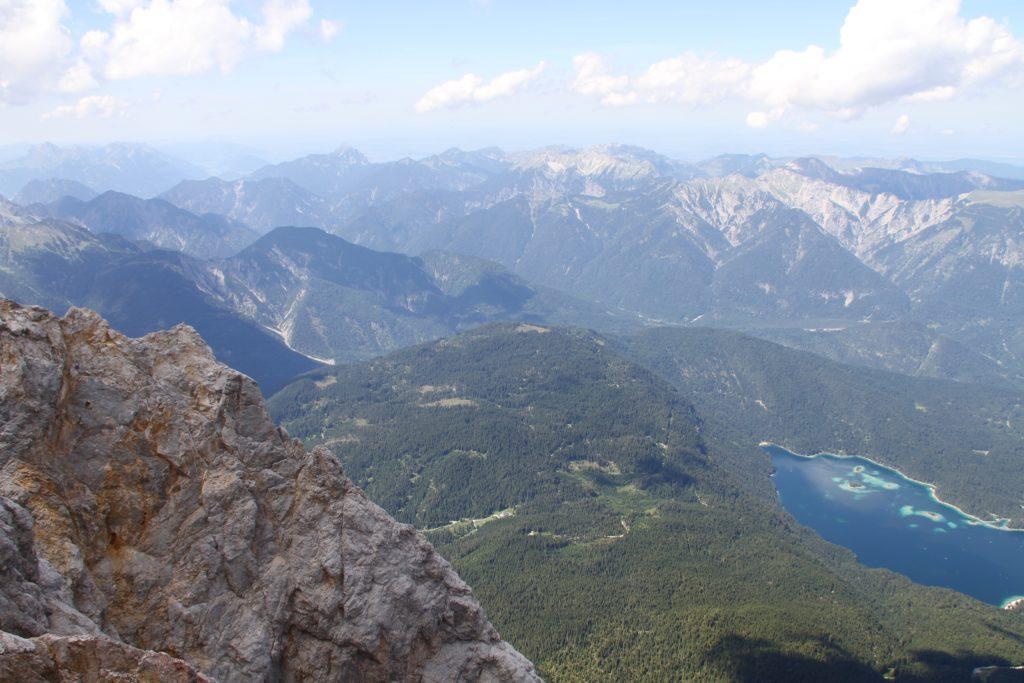 Zugspitze Duitsland met kinderen