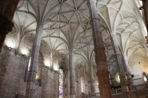Mosteiro dos Jerónimos Lissabon met kinderen