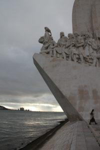 Belem Lissabon met kinderen